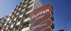 Hotel Clipper Riccione, un 3 stelle direttamente sul mare