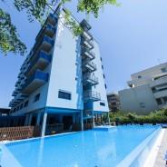Hotel Napoleon di Pesaro, 4 stelle con piscina