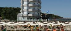 Hotel Baltic di Pesaro