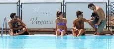 Hotel Virginia Rimini, uno dei migliori hotel per cani e altri animali domestici