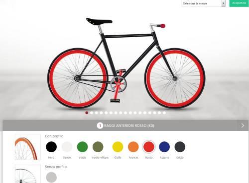 configuratore bici online