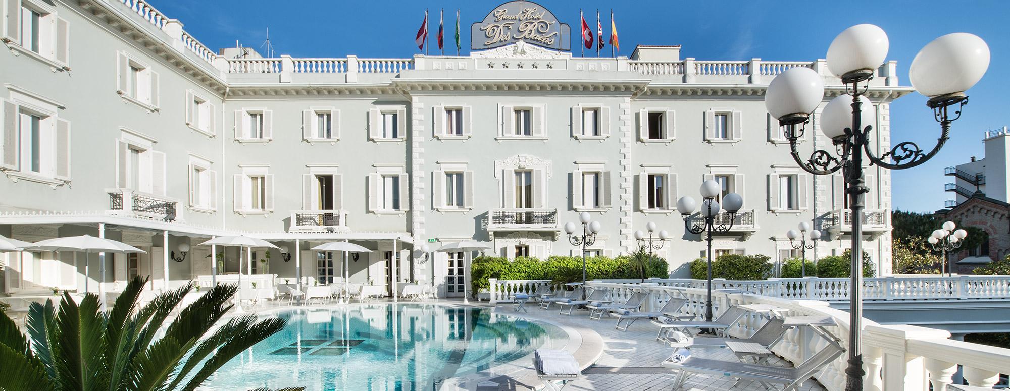Hotel De Bains Riccione